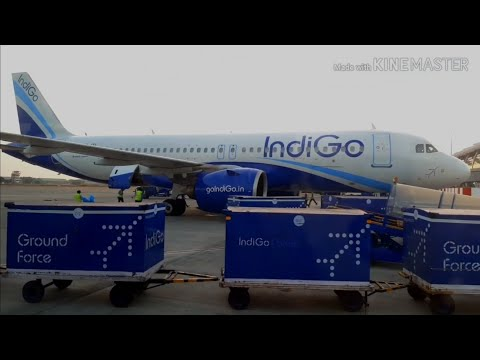 Goa To Banglore Flight Travel, Goa Airport, Bangalore Airport, Spicejet Flight Travel In Bangalore