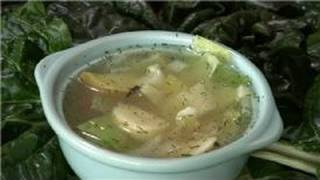 Cabbage Recipes : Vegetarian Cabbage Soup Recipe