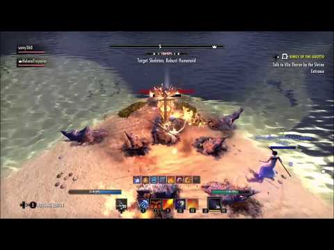 41.9k Magic Dk Test (HOTR) - Elder Scrolls Online - (ESO)