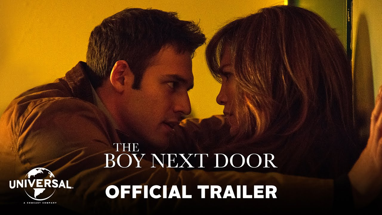 38ed99e3722 The Boy Next Door - Official Trailer (HD) - YouTube