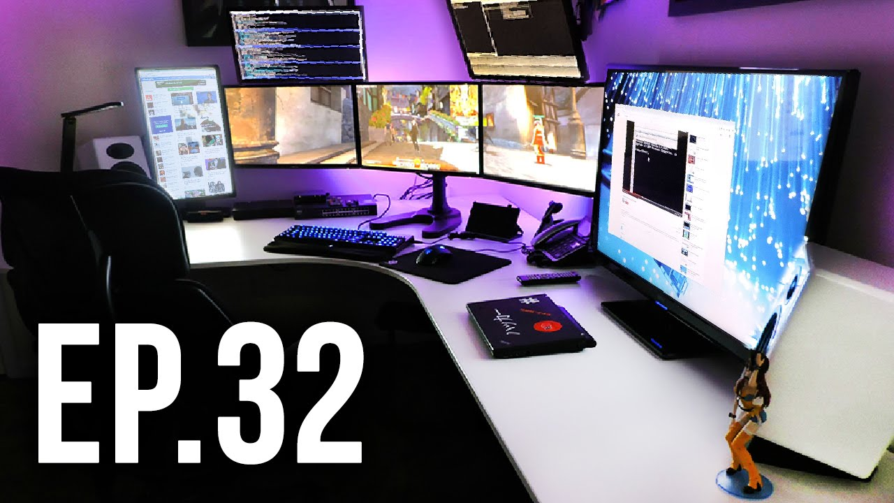 Room Tour Project 32 Best Gaming Setups Amp Battlestations
