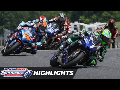HONOS Superbike Race 2 Highlights at Road America 2