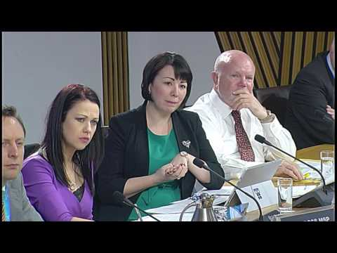 Public Audit Committee - Scottish Parliament: 29th September 2016