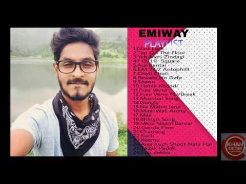 Emiway All Songs Juke Box ||Emiway
