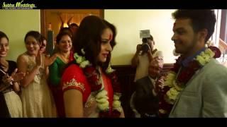 Anjali &   Asbin  Engagement  video