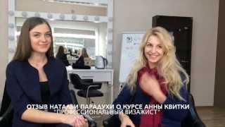 Анна Квитка отзывы: Отзыв Натальи Парадухи о курсе
