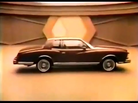 chevy monte carlo commercial 1978 youtube. Black Bedroom Furniture Sets. Home Design Ideas