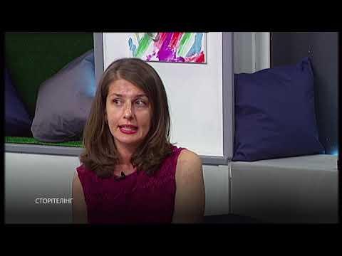 Телеканал UA: Житомир: Що таке сторітелінг і як його застосовують_Ранок на каналі UA: ЖИТОМИР 15.08.19