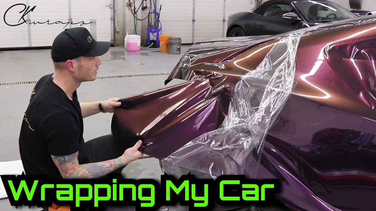 Detailed Wrapping My Car How To Vinyl Wrap Rear Quarter