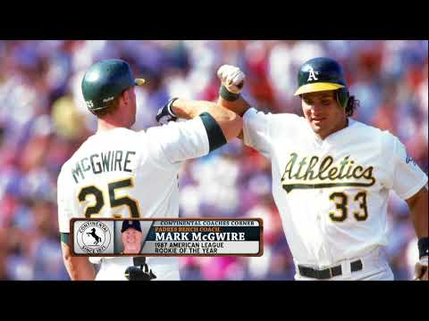 Mark McGwire Congratulates Aaron Judge on Breaking His Rookie HR Record | The Dan Patrick Show