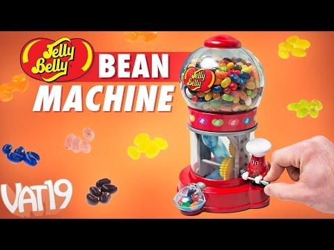 Jelly Belly Bean Machine Dispenser