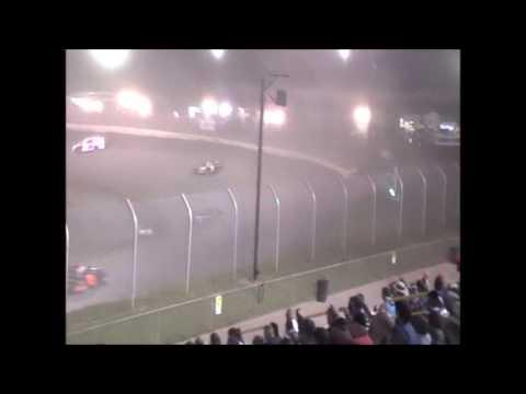 Eagle Raceway Sport Mod B Feature on 5-6-2017