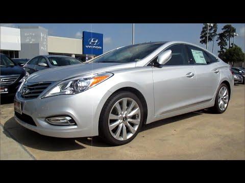 2014 Hyundai Azera Limited w/ Premium Pkg. Full Review