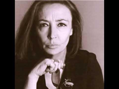 Se tu fossi donna - Oriana Fallaci - Lettera a un bambino mai nato