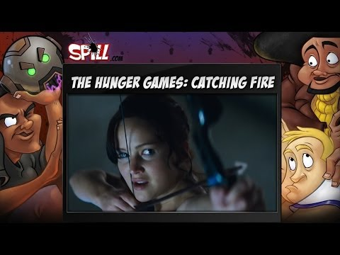 Movie Review: 'The Hunger Games: Catching Fire' by Spill.com