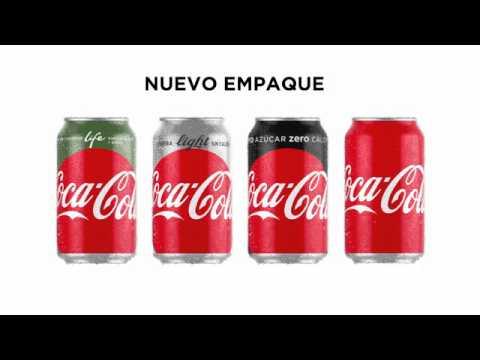 Coca-Cola nueva imagen