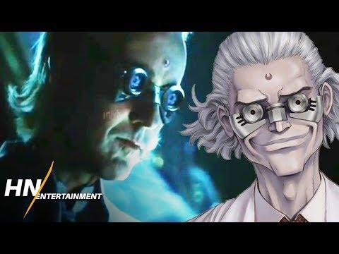 Who Is Desty Nova? Explained | Alita: Battle Angel
