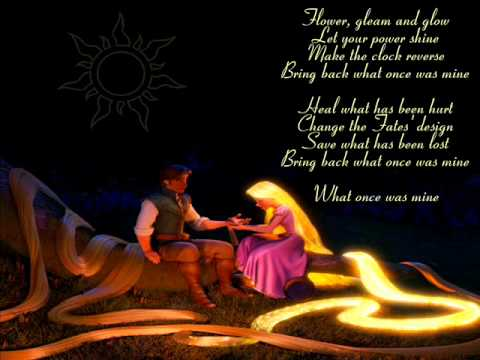 Tangled Song Lyrics