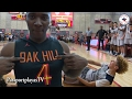 Oak Hill Academy SERVES LaMelo Ball 1st EVER HS LOSS!!! Chino Hills LOSES