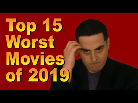 Top 15 Worst Movies of 2019 (Guardian)