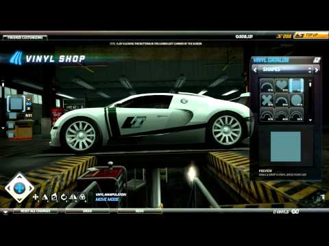 need for speed world bugatti veyron 16 4 dubai police vinyl youtube. Black Bedroom Furniture Sets. Home Design Ideas