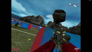 Getting Wrecked | Digital Paintball 2.1 Raw Gameplay
