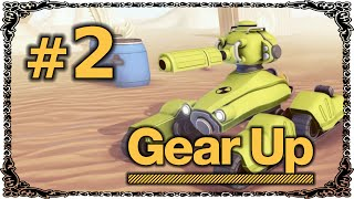 GearUp - Episode 2 (Shark Medic!)