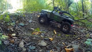 Carson Mc10 Mountain Warrior Scale Crawler