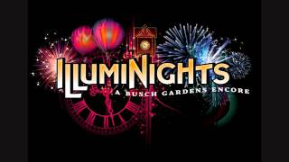 illumiNights at Busch Gardens - Giardino Magico