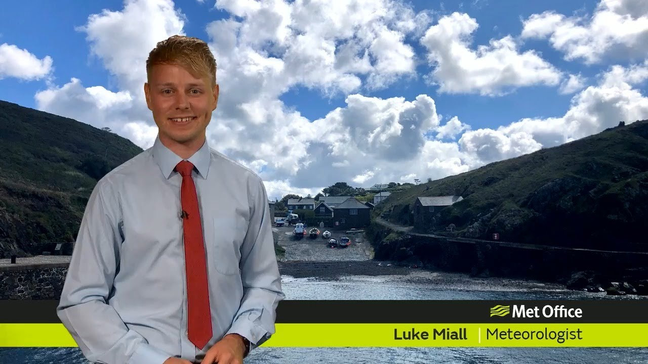Monday afternoon forecast 26/07/2021