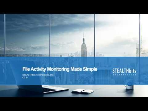 File Activity Monitoring Made Simple
