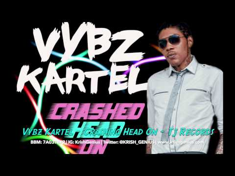 Vybz Kartel - Crashing Head On - April 2014