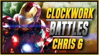 MVCI ➤ Chris G Vs ClockWork ( Warning ) Button Loudness LOUDNESS 検索動画 18