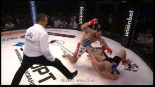 Konstantin Erokhin All Knockouts 8 First Round KO/TKO Константин Ерохин