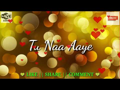 Kash Woh Pal Paida Hi Na Ho || female version || WhatsApp Status video