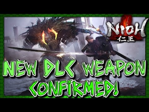 New Weapon for Nioh Confirmed! Plus other Dragon of the North details