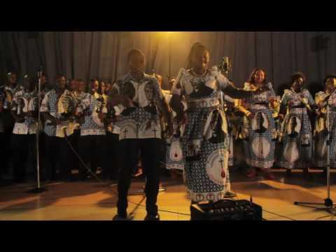 For Unto Us a Child is born, Handel in Swahili - LIVE by Damu Takatifu ya Yesu Choir (Tegeta)