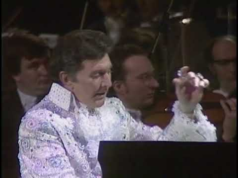 Liberace with the London Philharmonic Orchestra: Claude Debussy