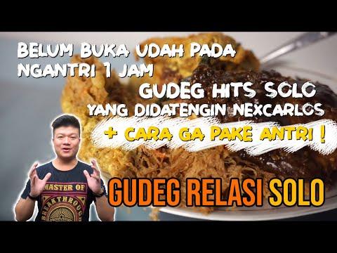gudeg-relasi-hits-yang-didatengin-nexcarlos-!-belom-buka-uda-ngantri-|-kuliner-solo-#joshdelights