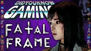 Fatal Frame Easter Eggs & Secrets - Did You Know Gaming? Feat. GG Gab