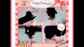 12月15日誕生日だった♡♡あんじゅ♡愛犬  ♡!!HappyBirthday        大好...