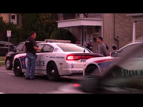 Peterborough Police conduct search warrant