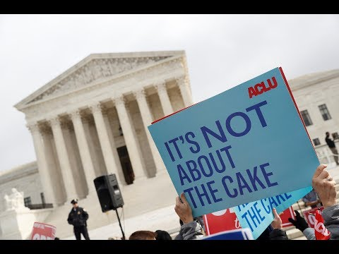 Why the Supreme Court made a narrow ruling in the Colorado baker case