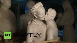 Ukraine: Behold the naked statue of Yulia Tymoshenko