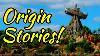 Origin Stories! | Disney Q&A
