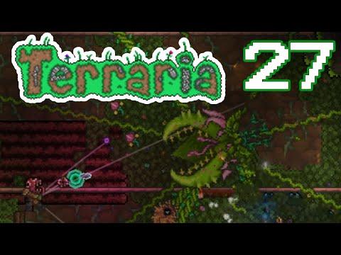 Plantera die Killerpflanze | Lets Play: Terraria 1.3 [#27]