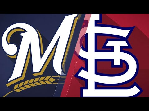 Braun, Yelich power Brewers to 12-4 win: 9/25/18