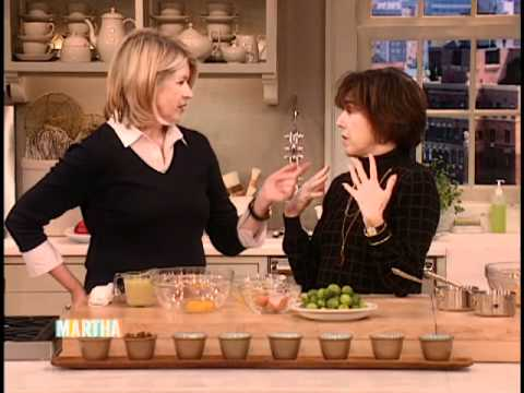 Nora Ephron on Turtlenecks and Aging ⎢Martha Stewart