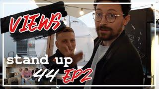 Backstage-Routine des Daniel Wolfson: ALLES WIE IMMER! | Stand Up 44 Views Ep. 2