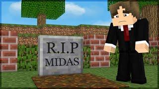 Minecraft: O MIDAS MORREU?! (BUILD BATTLE)
